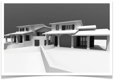 villa-bifamiliare-render